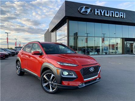 2020 Hyundai Kona 1.6T Ultimate (Stk: 30200) in Saskatoon - Image 1 of 24