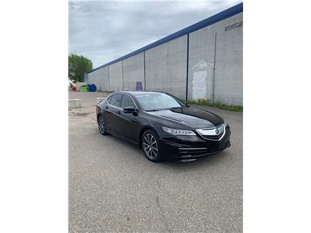 2015 Acura TLX Tech (Stk: 803618) in Trois Rivieres - Image 1 of 29