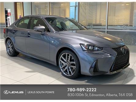 2020 Lexus IS 300 Base (Stk: LL00580) in Edmonton - Image 1 of 18