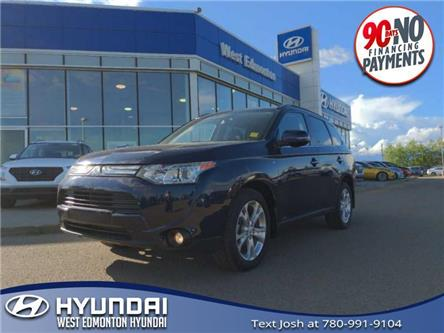 2014 Mitsubishi Outlander GT (Stk: PS1226) in Edmonton - Image 1 of 25