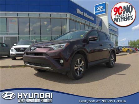 2016 Toyota RAV4 XLE (Stk: E5042) in Edmonton - Image 1 of 23