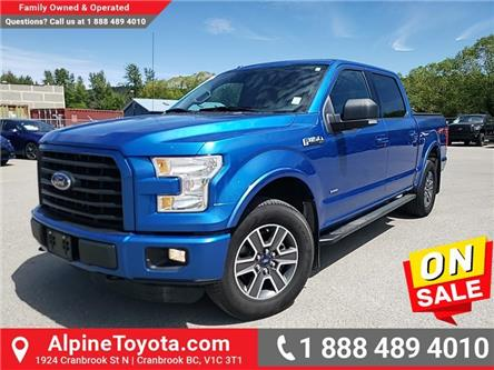 2015 Ford F-150 XL (Stk: X922834A) in Cranbrook - Image 1 of 27