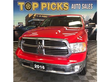 2016 RAM 1500 SLT (Stk: 195477) in NORTH BAY - Image 1 of 28
