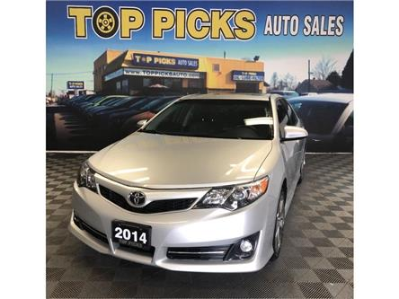 2014 Toyota Camry SE (Stk: 367074) in NORTH BAY - Image 1 of 27