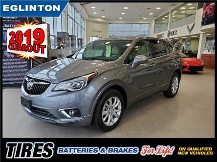 2019 Buick Envision Preferred (Stk: KD041574) in Mississauga - Image 1 of 17