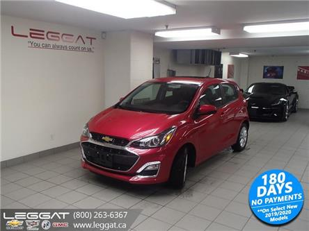 2020 Chevrolet Spark 1LT CVT (Stk: 201110) in Burlington - Image 1 of 16