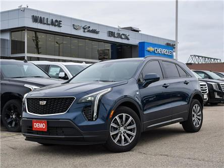 2020 Cadillac XT4 Sport I DEMO I ROOF/BOSE I TECH PKG I MASSAGE STS. (Stk: 046021D) in Milton - Image 1 of 25