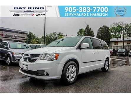 2014 Dodge Grand Caravan Crew (Stk: 193680A) in Hamilton - Image 1 of 24