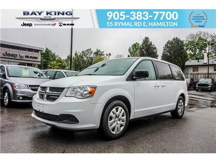 2018 Dodge Grand Caravan CVP/SXT (Stk: 203512A) in Hamilton - Image 1 of 13