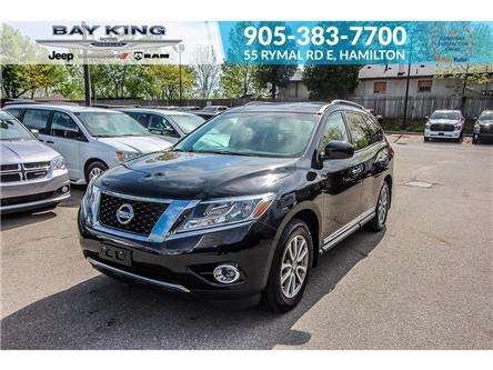 2014 Nissan Pathfinder  (Stk: 7047RA) in Hamilton - Image 1 of 26