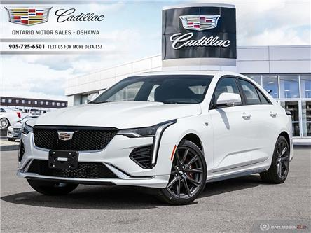 2020 Cadillac CT4 Sport (Stk: 0135832) in Oshawa - Image 1 of 19