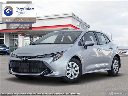 2020 Toyota Corolla Hatchback Base (Stk: 59508) in Ottawa - Image 1 of 23
