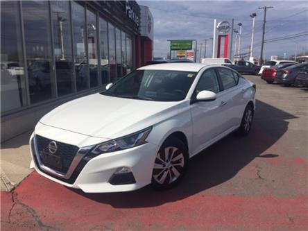 2019 Nissan Altima 2.5 S (Stk: N19279) in Hamilton - Image 1 of 11