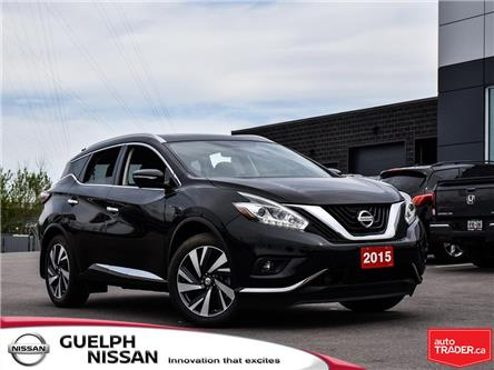 2015 Nissan Murano  (Stk: UP13803) in Guelph - Image 1 of 28
