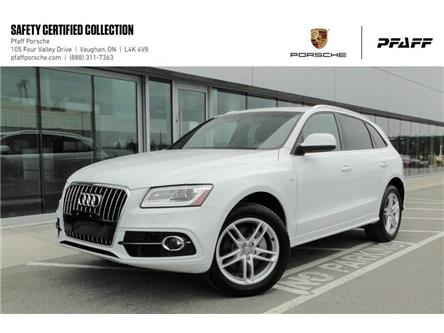 2015 Audi Q5 3.0T Technik quattro 8sp Tiptronic (Stk: P15600A) in Vaughan - Image 1 of 22