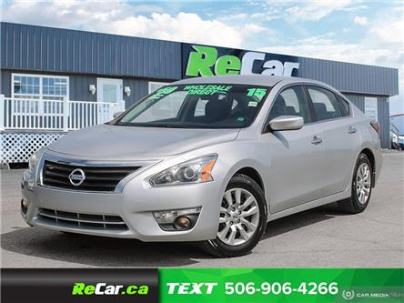 2015 Nissan Altima 2.5 S (Stk: 191442A) in Fredericton - Image 1 of 22