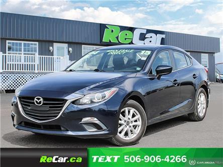 2015 Mazda Mazda3 GS (Stk: 191415A) in Fredericton - Image 1 of 21