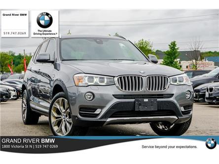 2016 BMW X3 xDrive28i (Stk: PW5345) in Kitchener - Image 1 of 12