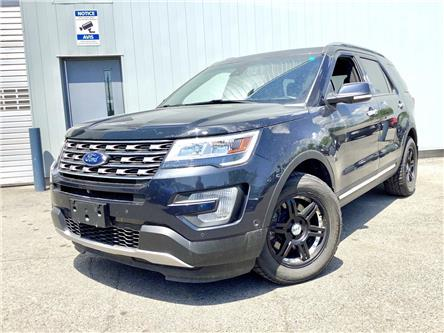 2017 Ford Explorer Limited (Stk: P2236A) in Ottawa - Image 1 of 24