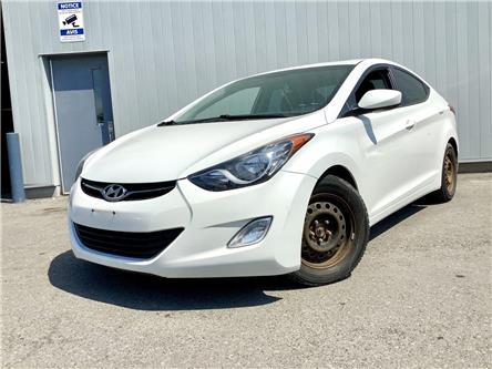 2013 Hyundai Elantra GLS (Stk: SL202A) in Ottawa - Image 1 of 22