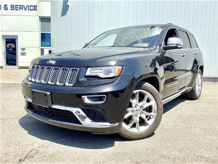2015 Jeep Grand Cherokee Summit (Stk: P2245) in Ottawa - Image 1 of 22