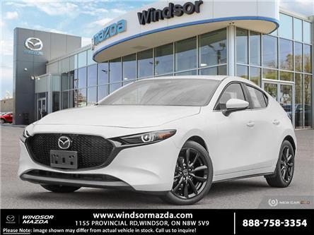 2020 Mazda Mazda3 Sport GT (Stk: M38530) in Windsor - Image 1 of 23