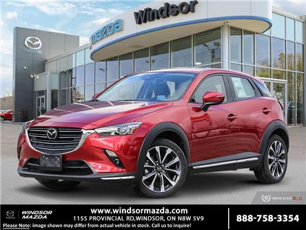 2020 Mazda CX-3 GT (Stk: C34253) in Windsor - Image 1 of 11
