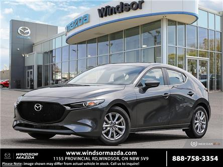 2020 Mazda Mazda3 Sport GX (Stk: M36124) in Windsor - Image 1 of 23