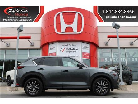 2018 Mazda CX-5 GT (Stk: BC0013) in Greater Sudbury - Image 1 of 39