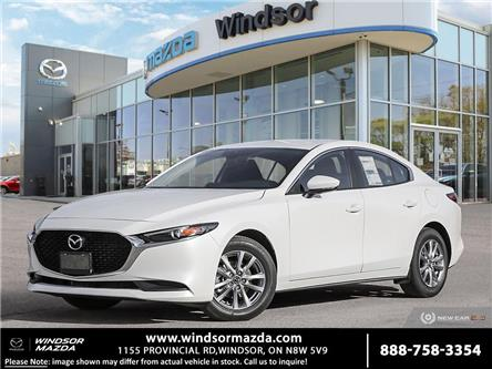 2020 Mazda Mazda3 GX (Stk: M35528) in Windsor - Image 1 of 23
