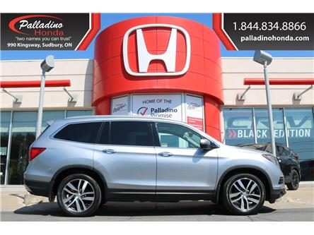 2016 Honda Pilot Touring (Stk: 22252A) in Greater Sudbury - Image 1 of 44