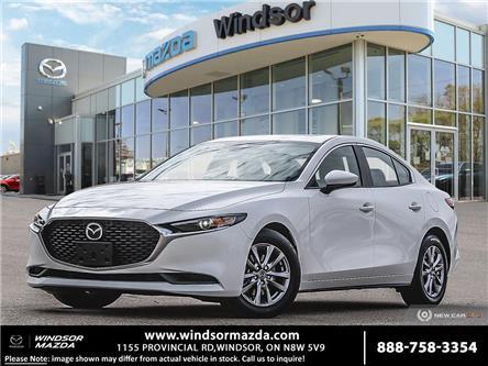 2020 Mazda Mazda3 GS (Stk: M36101) in Windsor - Image 1 of 23