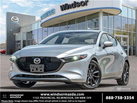 2020 Mazda Mazda3 Sport GT (Stk: M33813) in Windsor - Image 1 of 11