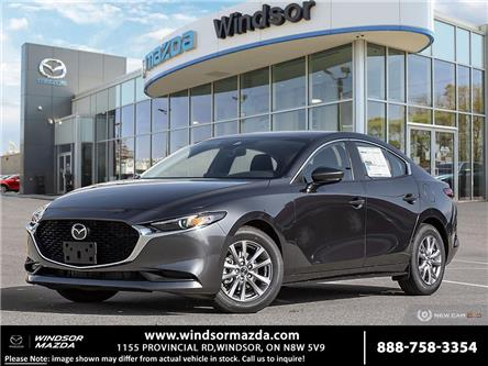 2020 Mazda Mazda3 GS (Stk: M37940) in Windsor - Image 1 of 23