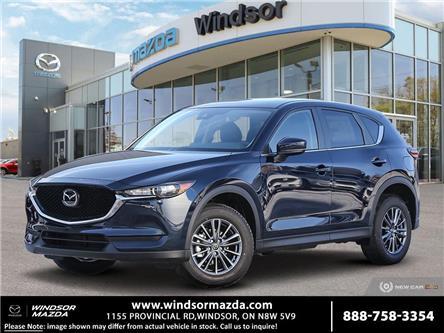 2020 Mazda CX-5 GS (Stk: C50912) in Windsor - Image 1 of 23