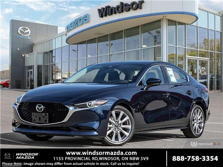 2020 Mazda Mazda3 GT (Stk: M37624) in Windsor - Image 1 of 23