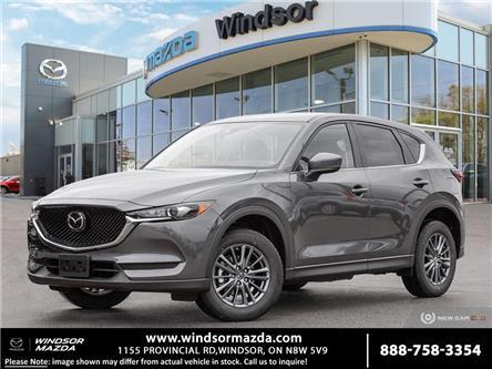 2020 Mazda CX-5 GS (Stk: C54071) in Windsor - Image 1 of 23