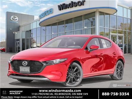 2020 Mazda Mazda3 Sport GT (Stk: M34589) in Windsor - Image 1 of 23