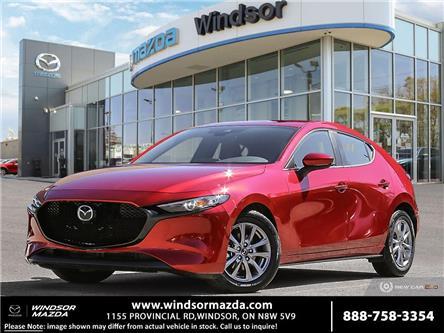 2020 Mazda Mazda3 Sport GS (Stk: M36021) in Windsor - Image 1 of 23