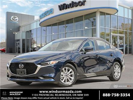 2019 Mazda Mazda3 GS (Stk: M34633A) in Windsor - Image 1 of 23