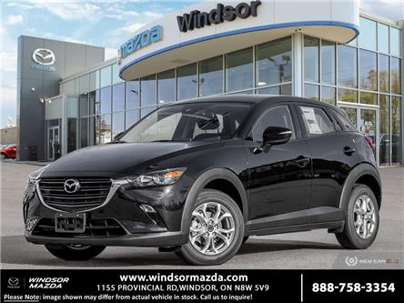 2020 Mazda CX-3 GS (Stk: C39275) in Windsor - Image 1 of 23