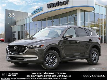 2020 Mazda CX-5 GS (Stk: C54100) in Windsor - Image 1 of 23