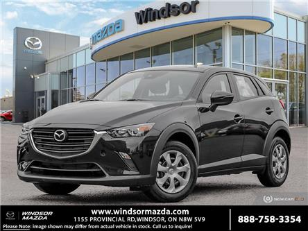 2020 Mazda CX-3 GX (Stk: C33521) in Windsor - Image 1 of 23