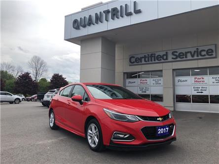 2017 Chevrolet Cruze Hatch LT Auto (Stk: 532373) in Port Hope - Image 1 of 17