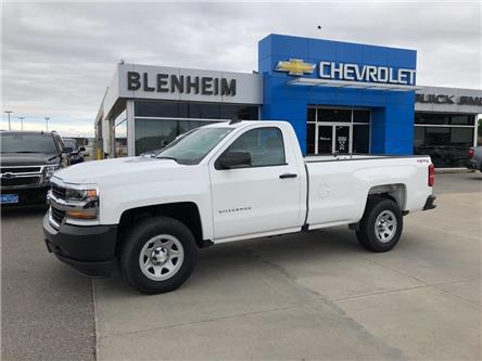 2017 Chevrolet Silverado 1500  (Stk: 0B021A) in Blenheim - Image 1 of 14