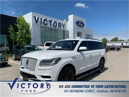2020 Lincoln Navigator Reserve (Stk: V2490) in Chatham - Image 1 of 19