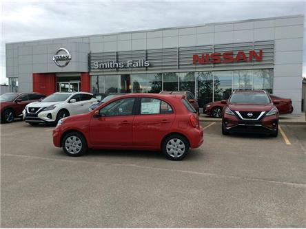 2019 Nissan Micra SV (Stk: 19-441) in Smiths Falls - Image 1 of 13