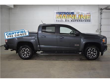 2016 GMC Canyon SLE (Stk: L1264A) in Watrous - Image 1 of 48