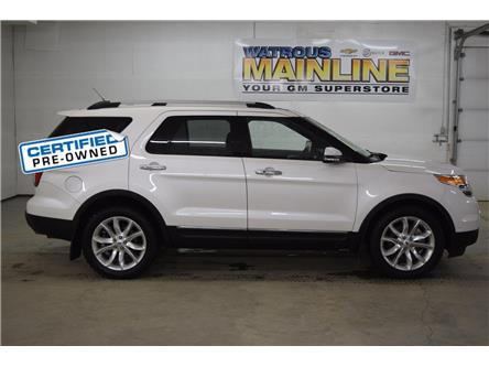2015 Ford Explorer Limited (Stk: L1271A) in Watrous - Image 1 of 47