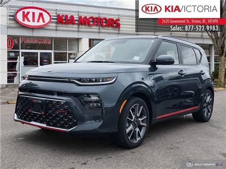 2020 Kia Soul EX Premium (Stk: SO20-220) in Victoria - Image 1 of 24